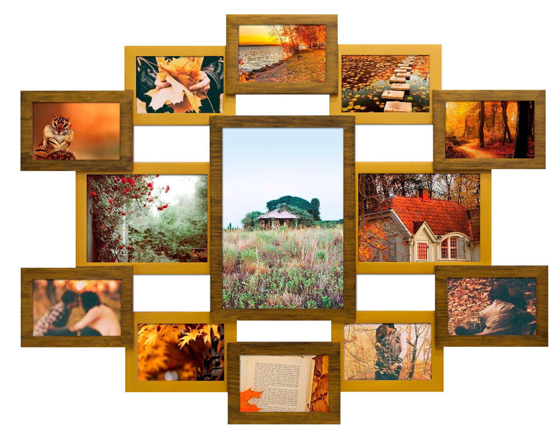 Large Picture Collage Frames