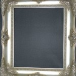 Large Silver Picture Frames