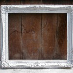 Large White Picture Frames