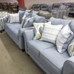 Light Blue Couch Pillows