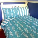Light Blue Pillow Cases