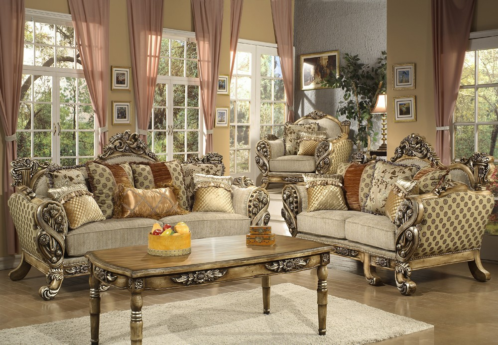 Victorian living room furniture make a step further - Victorian style living room ...