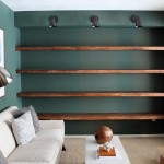 Long Floating Wall Shelves