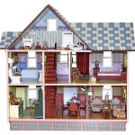 Melissa and Doug Victorian Dollhouse Furniture