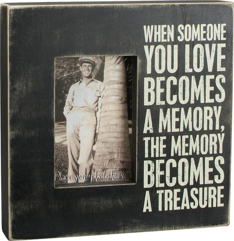 Memorial Photo Frames Personalized