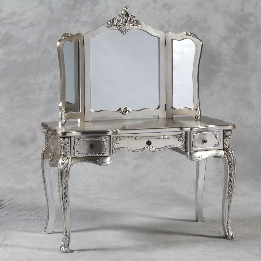 Mirrors Dressing Table