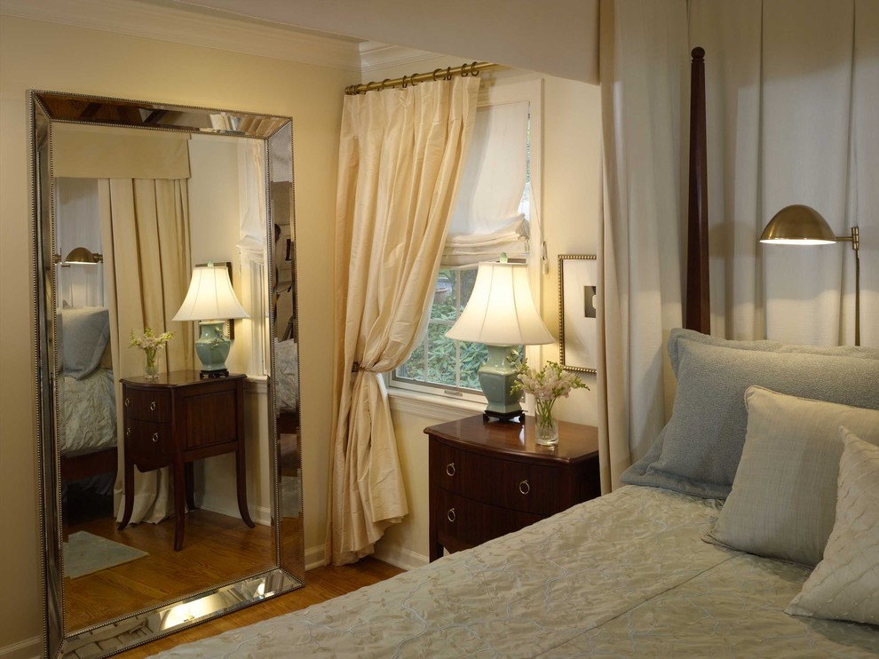 Mirrors in Bedroom