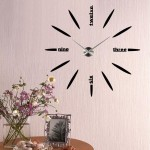 Modern Big Wall Clocks