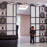 Modern Hanging Room Dividers