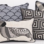 Modern Throw Pillows for Sofa