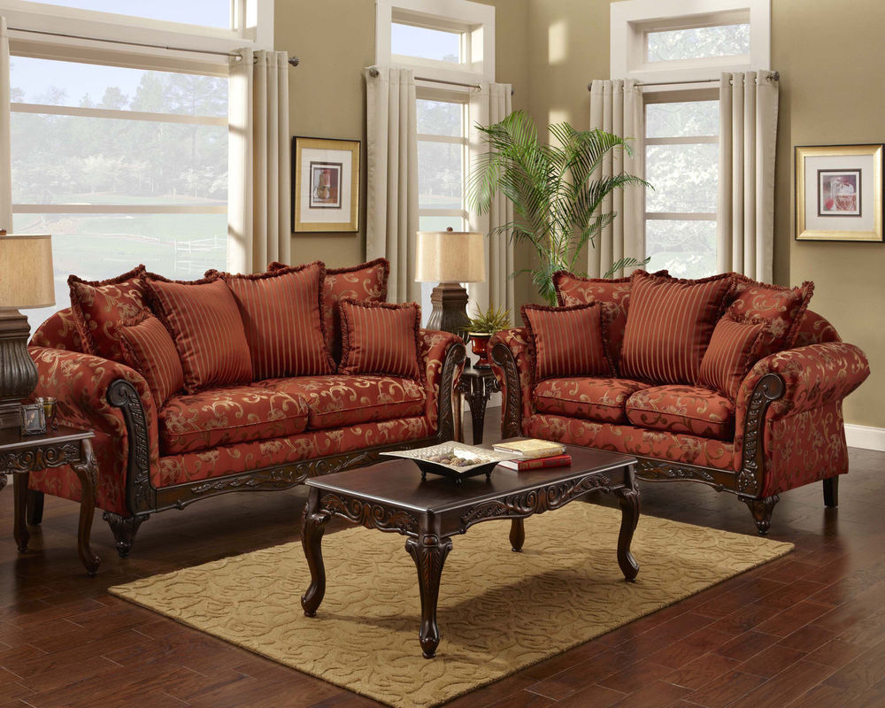 Modern Victorian Living Room Furniture
