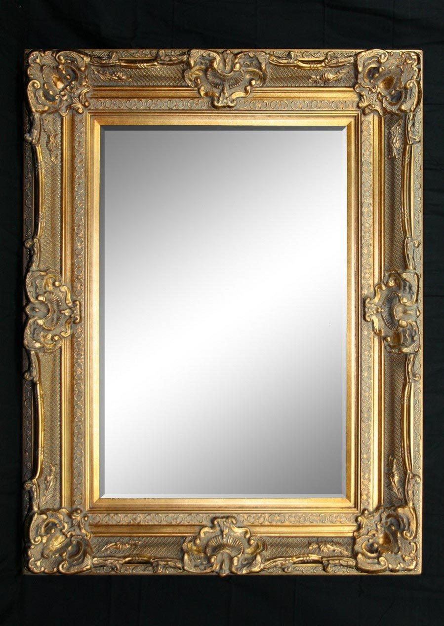 Ornate Gold Picture Frames