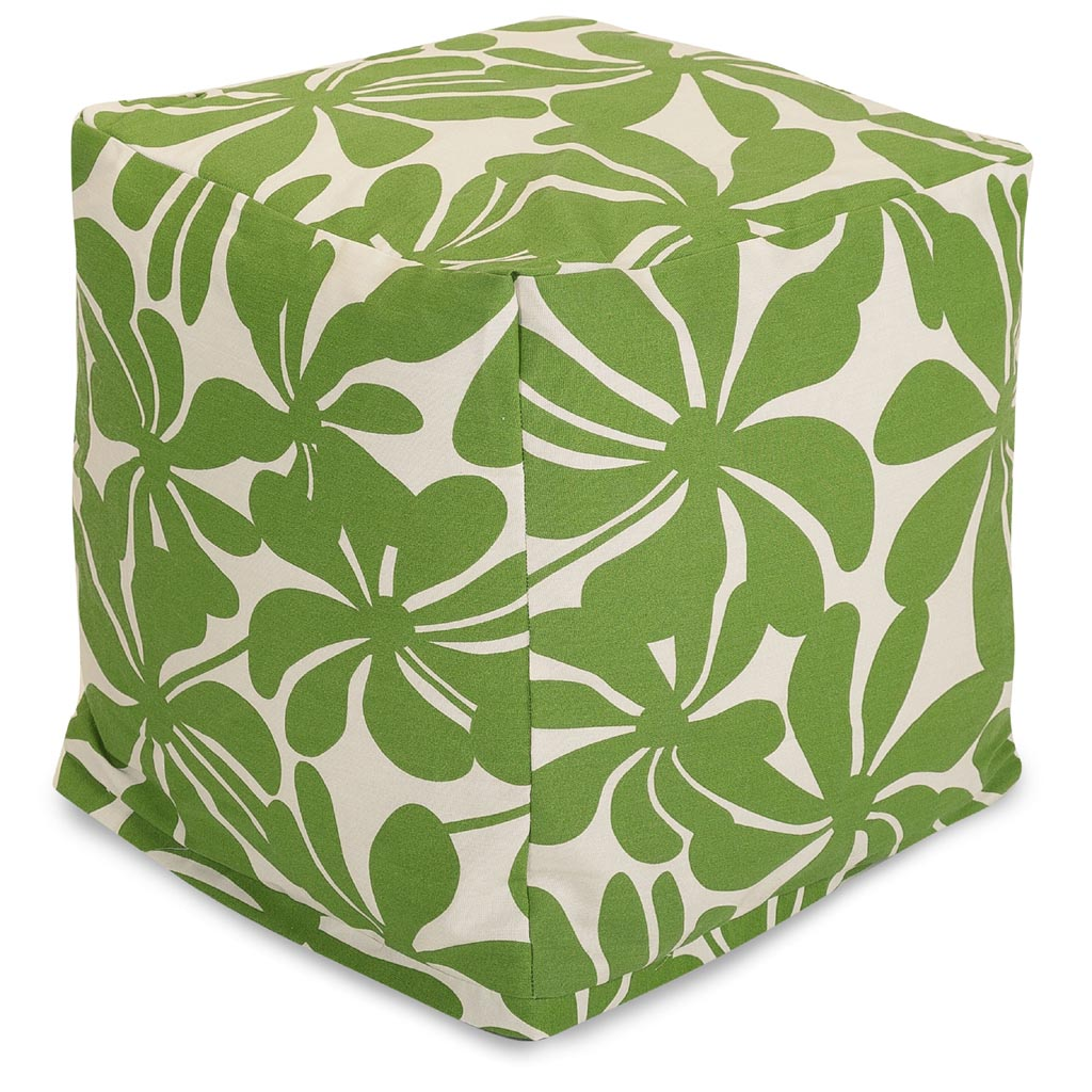 Outdoor Floor Poufs
