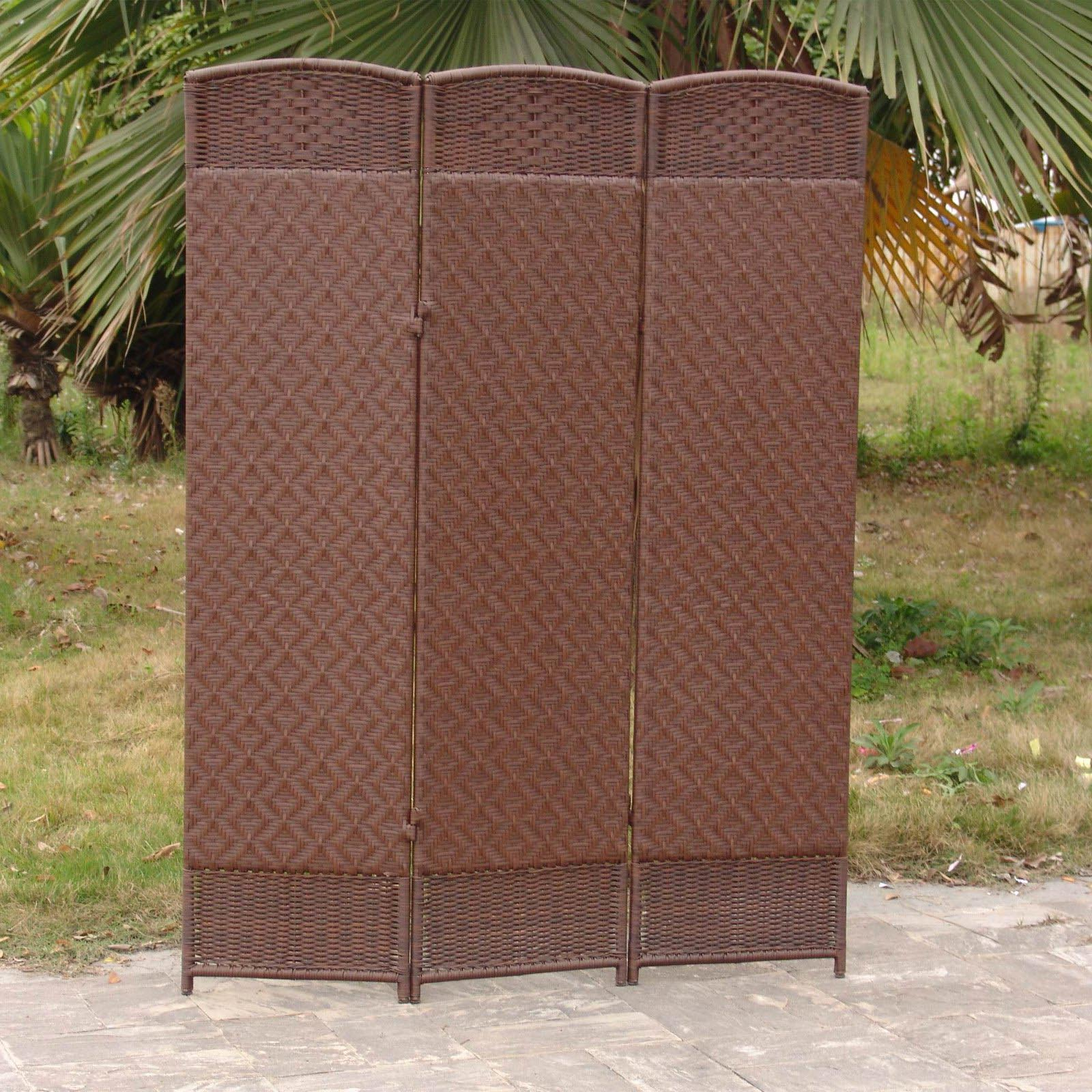 Outdoor room dividers privacy best decor things for Outdoor privacy partitions