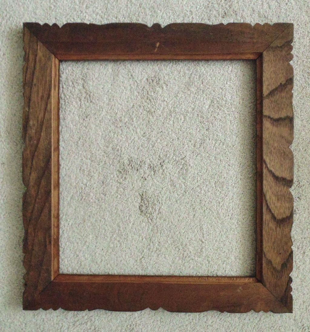 Painting wood picture frames best decor things Best paint for painting wood