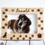 Personalized Dog Photo Frames