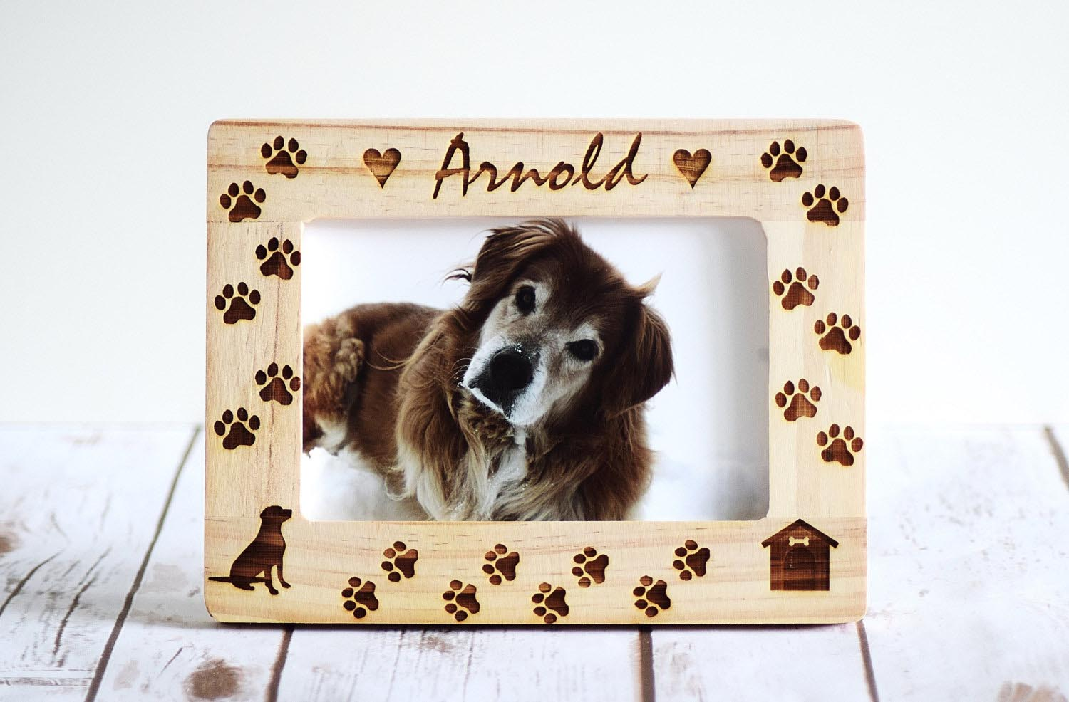 Personalized Dog Photo Frames