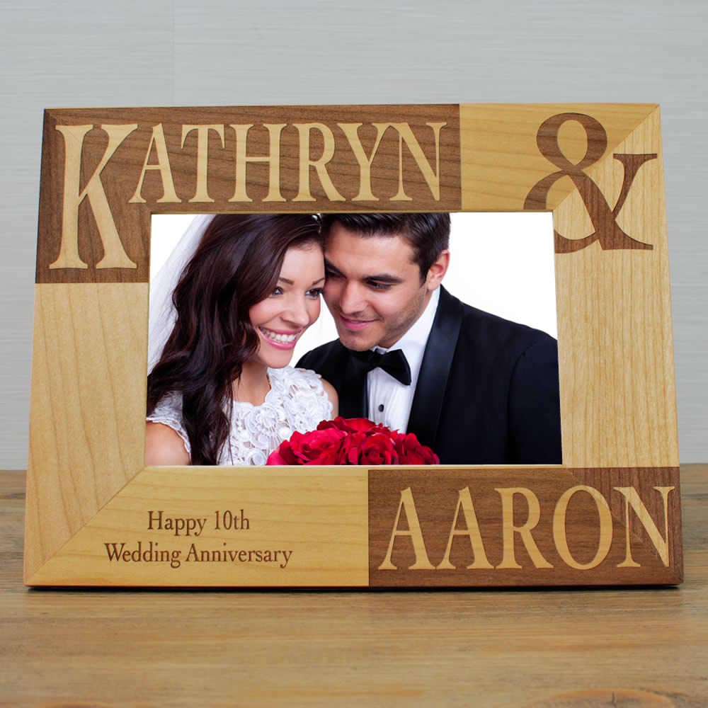 Personalized Name Photo Frames