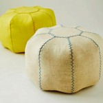 Poufs and Floor Pillows