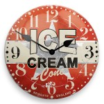 Retro Kitchen Wall Clocks
