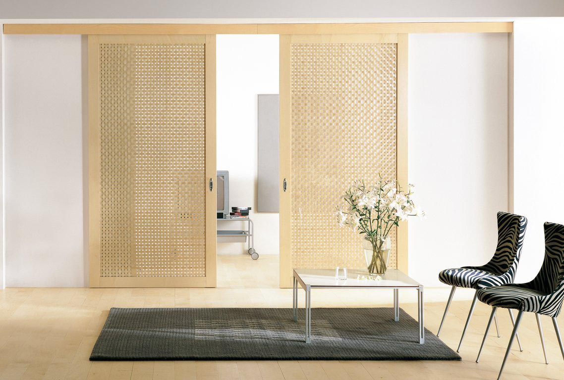 Room dividers sliding panels best decor things for Sliding panel room divider