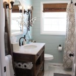 Rustic Bathroom Wall Mirrors