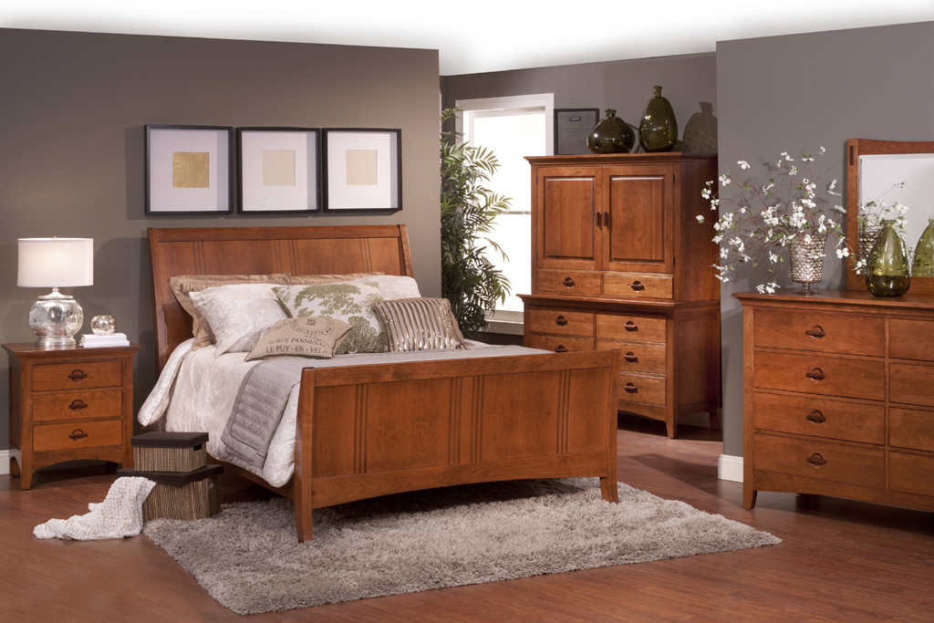 Shaker Style Bedroom Furniture
