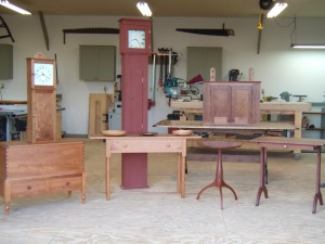 Shaker Style Furniture Plans