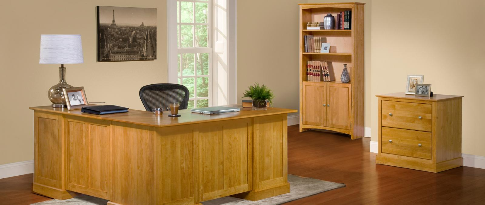 Shaker Style Office Furniture
