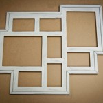 Silver Collage Picture Frames