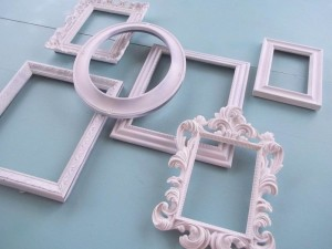 Silver Wall Picture Frames