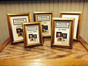 Small Gold Picture Frames