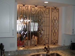 Stained Glass Room Dividers