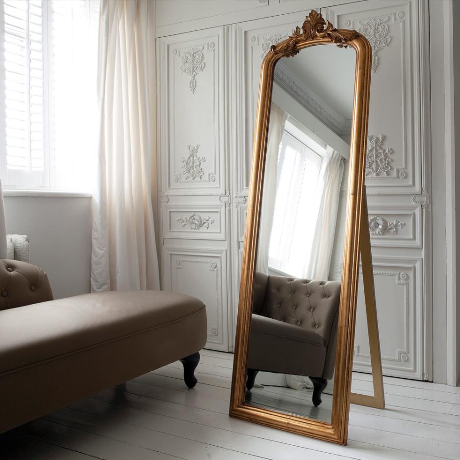 Standing Floor Mirrors