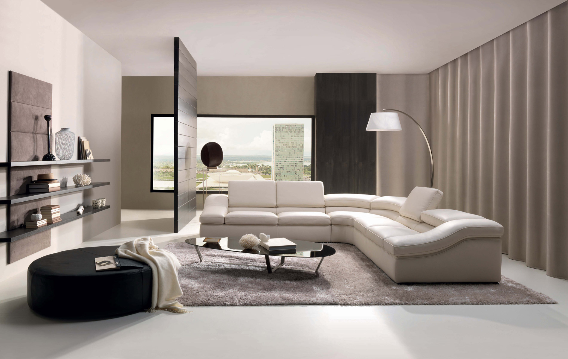 Studio Apartment Furniture Layout Ideas