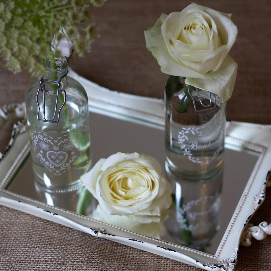 Table Centre Mirrors