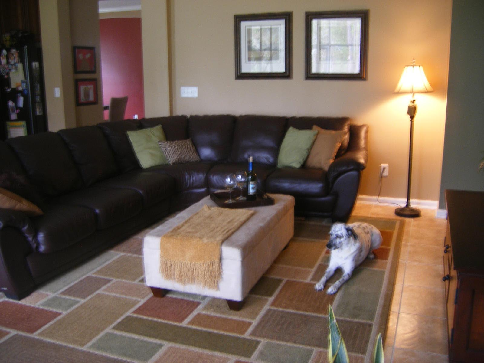 Throw Pillows For A Brown Leather Couch : Accent Pillows For Brown Leather Sofa - Sofa Ideas