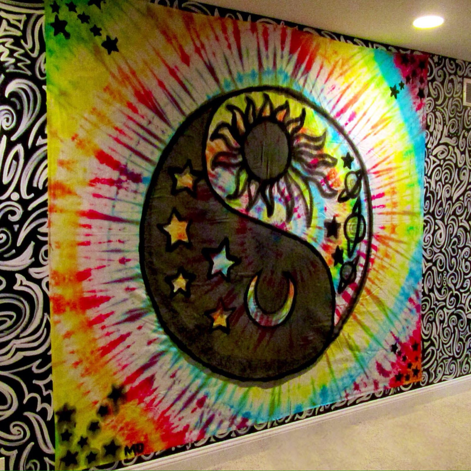 Trippy Posters and Tapestries