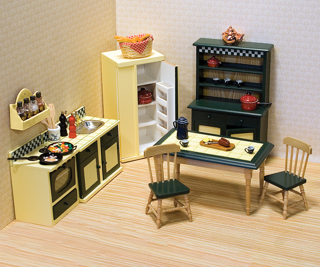 Victorian Dollhouse Furniture Cheap