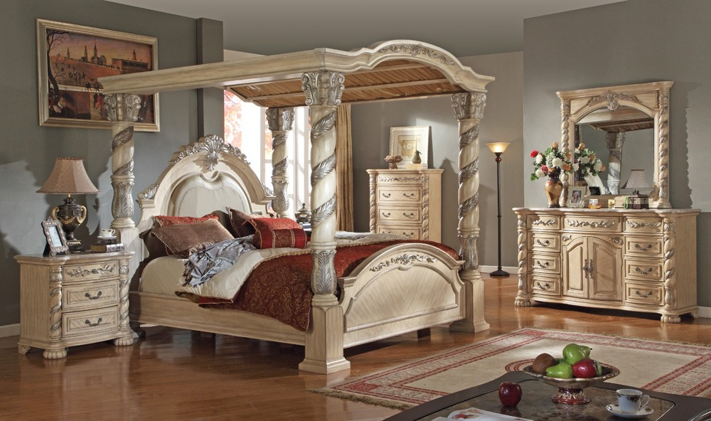 Victorian White Bedroom Furniture