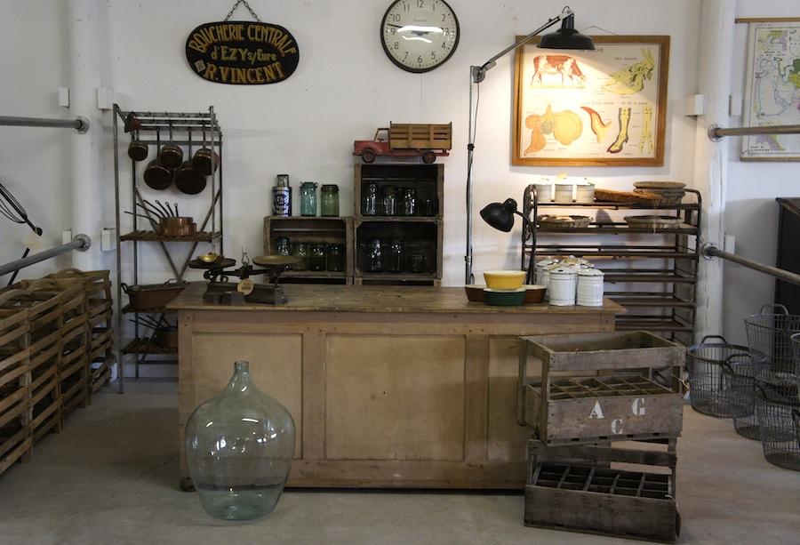 Vintage and Industrial Furniture