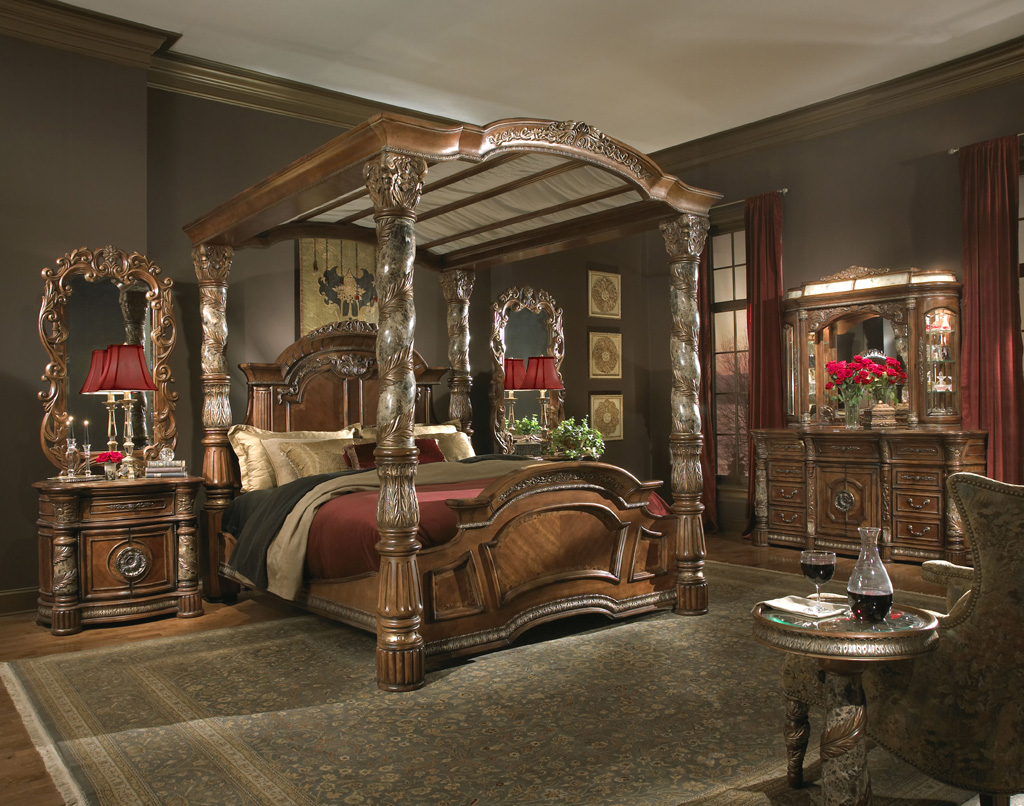Vintage Bedroom Furniture Sets