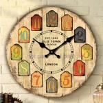 Vintage Kitchen Wall Clocks