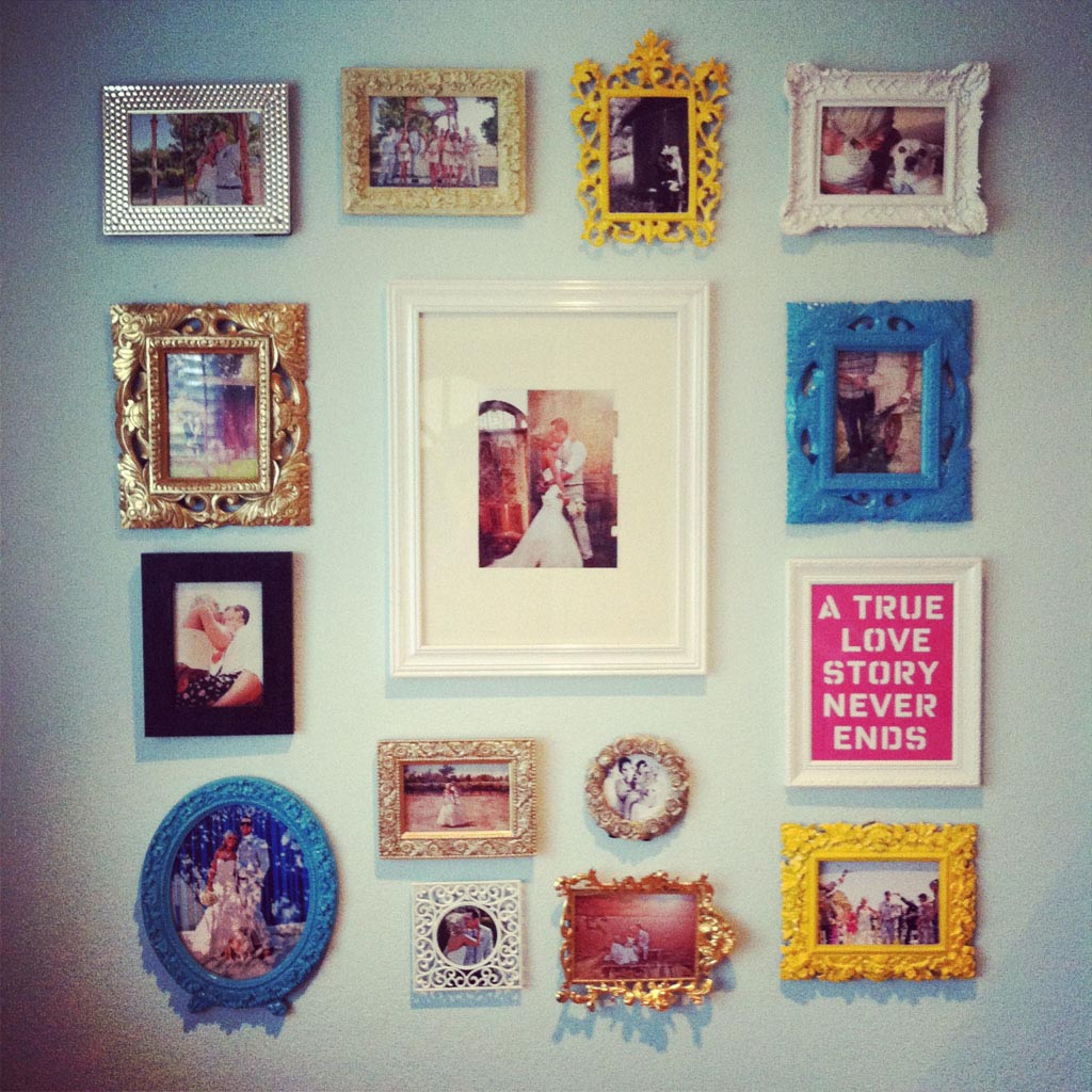 Wall Gallery Picture Frames