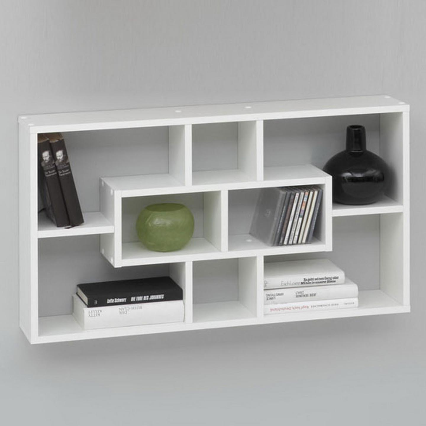 Decorative Wall Shelves In The Modern Interior Best