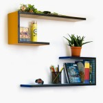 Wooden Shelves Wall Mounted