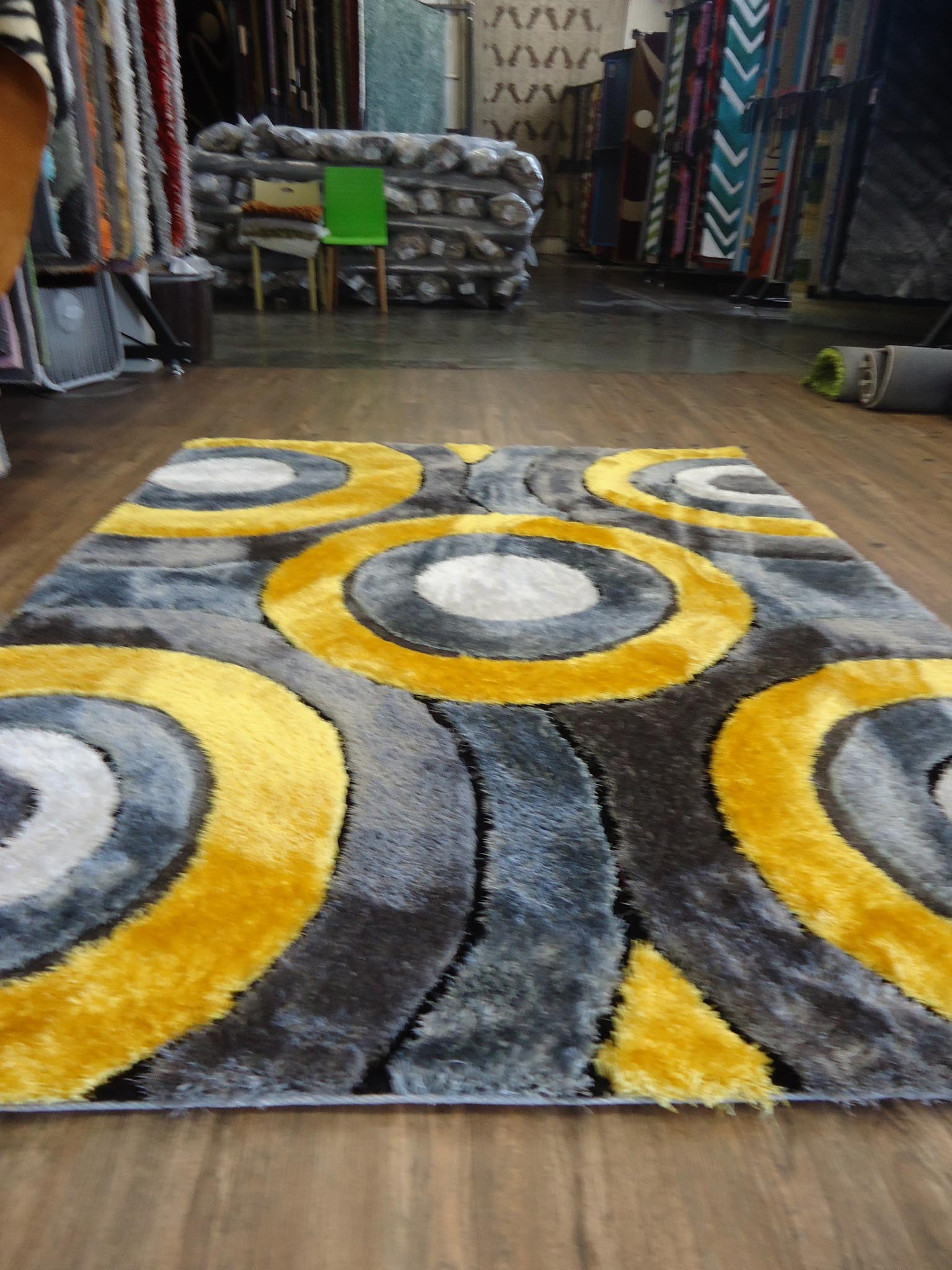 yellow and gray area rug best decor things