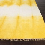Yellow Area Rug 5x8