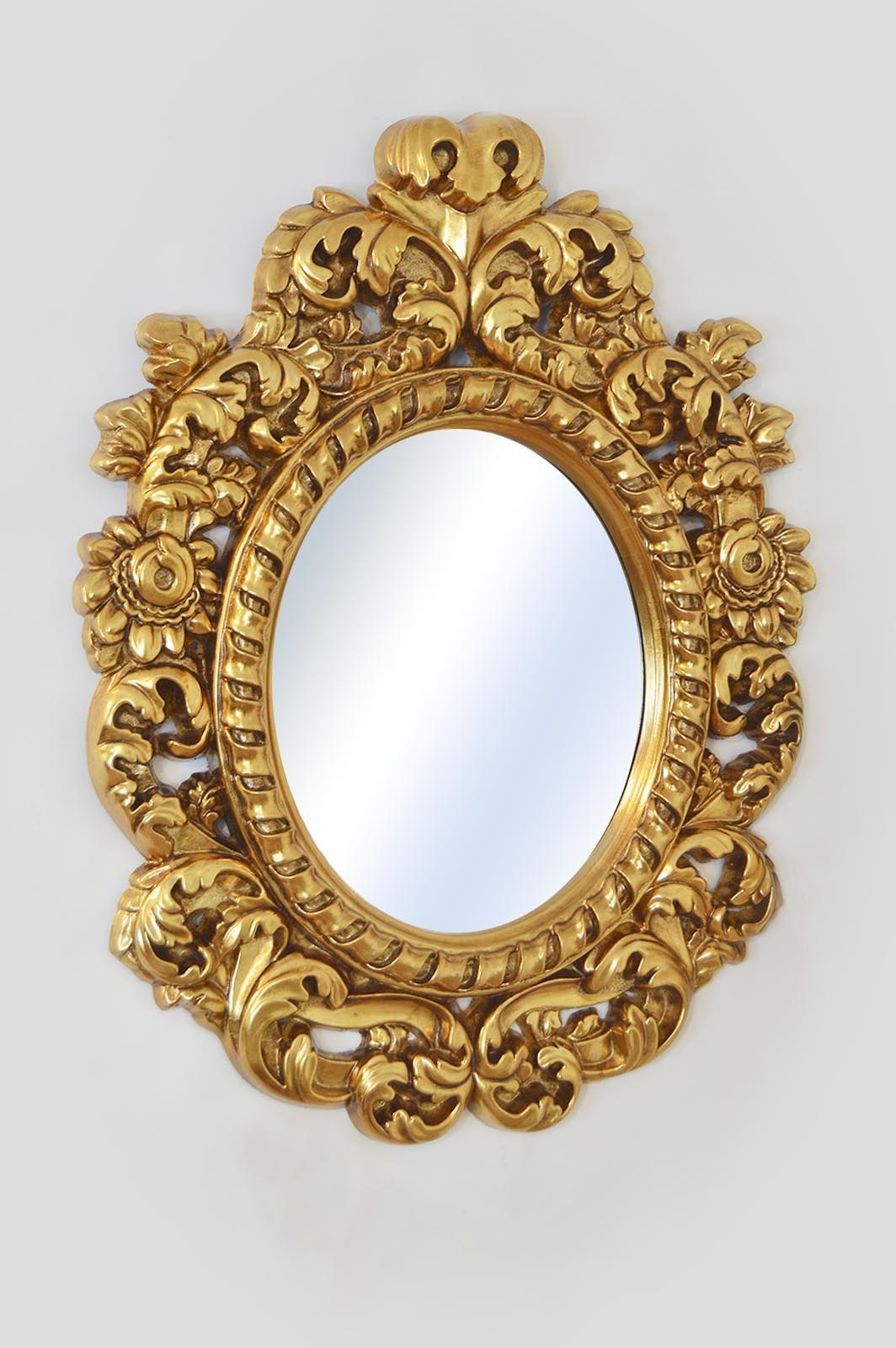 Antique style mirrors wall best decor things for Antique style wall mirror