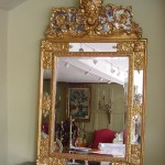 Antique Wall Mirrors Large